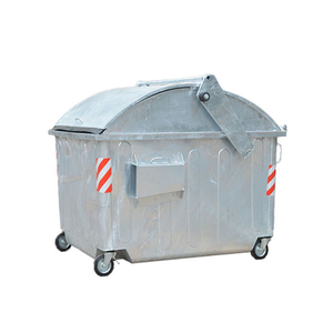 4.5 M3 Garbage Trolley /4500L Refuse collection container
